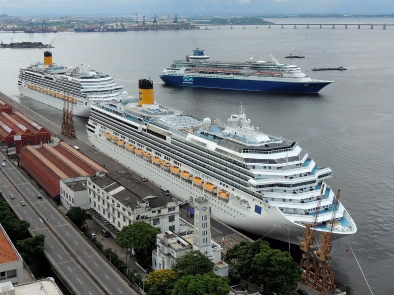 Image result for rio de janeiro port
