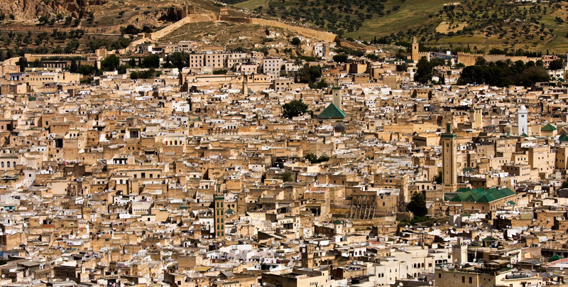 Fez / Fes City (all areas)